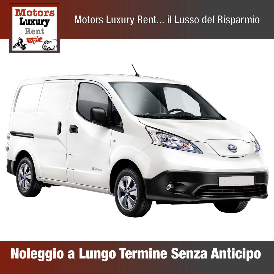 Nissan E NV200 courier