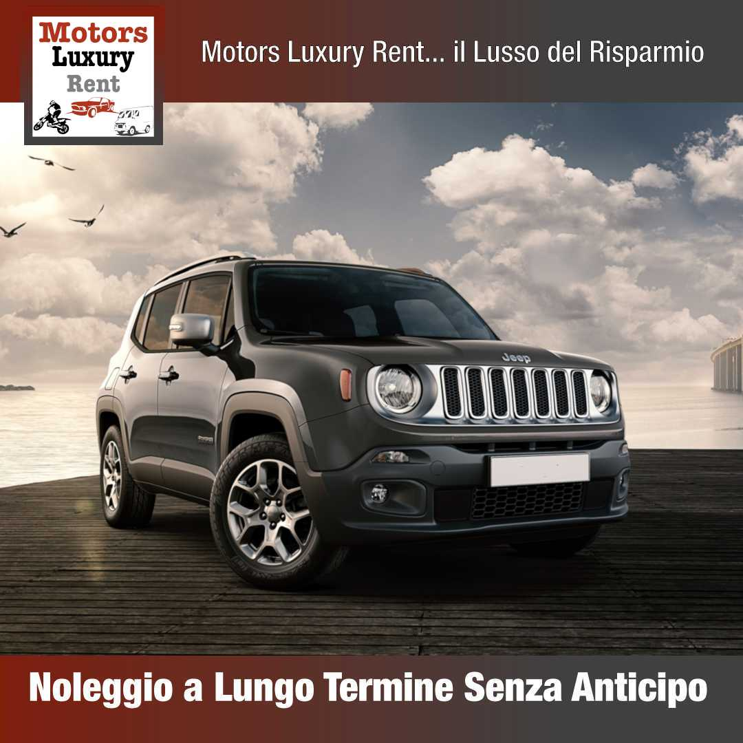 Jeep Renegade, 1.6 Limited