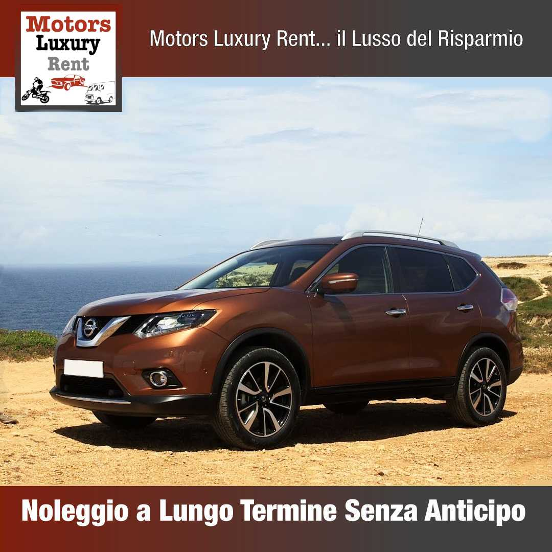 Nissan X Trail Business.