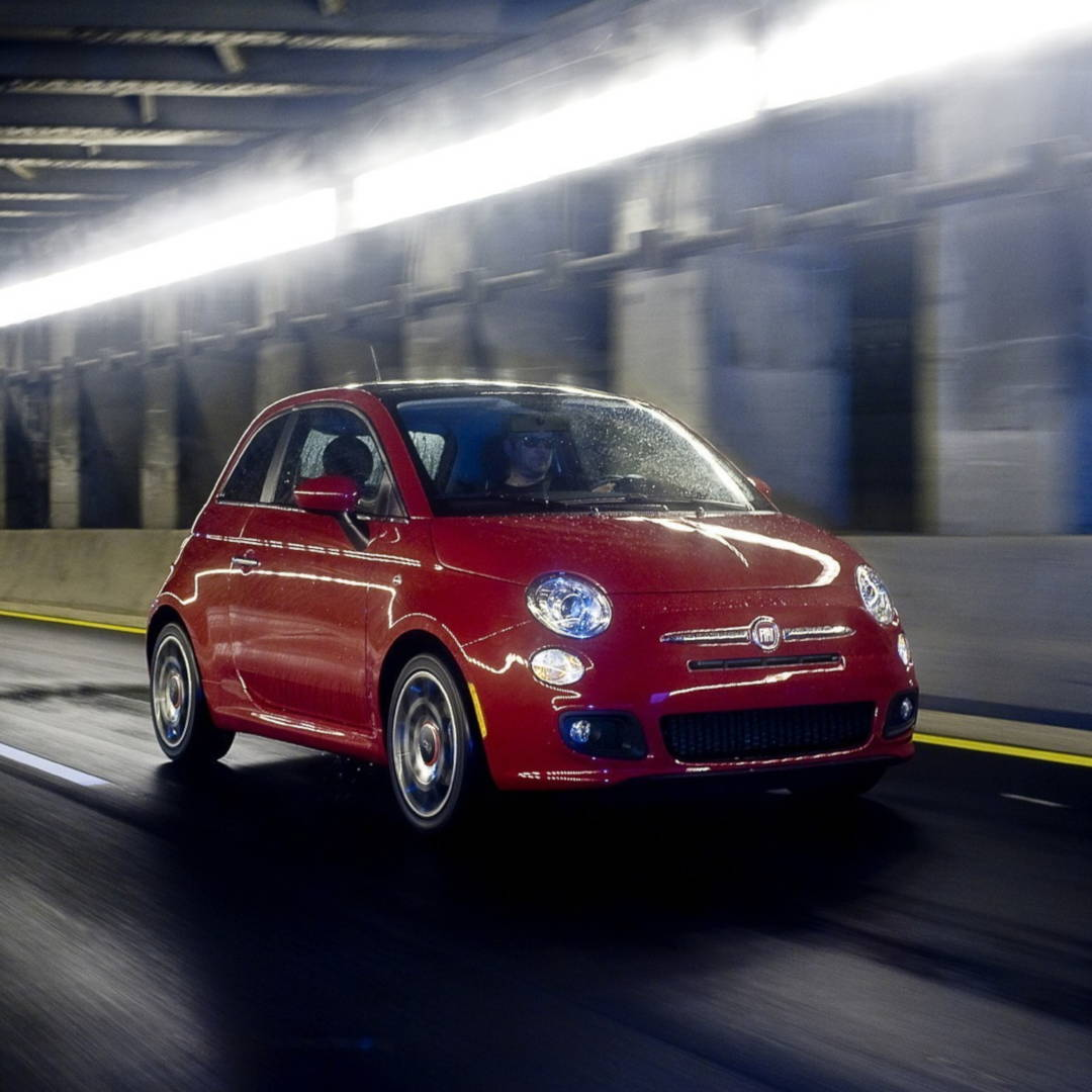 Fiat 500 easypower pop